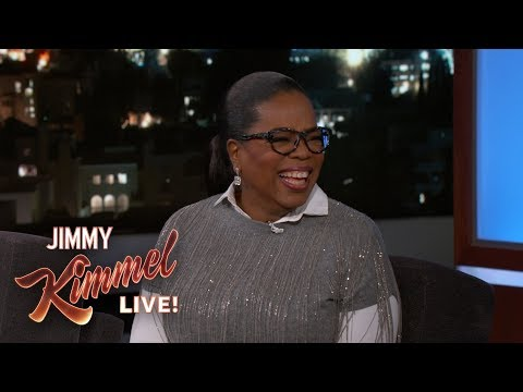 Oprah Winfrey Doesn't Answer Her Phone