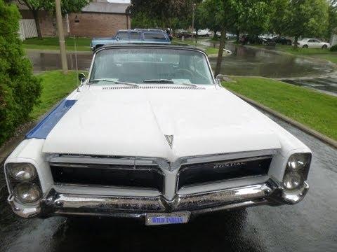 1964 Pontiac Parisienne saga continues, engine break-in, hurdles overcome