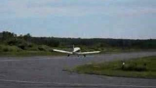 Landing at Madeline Island
