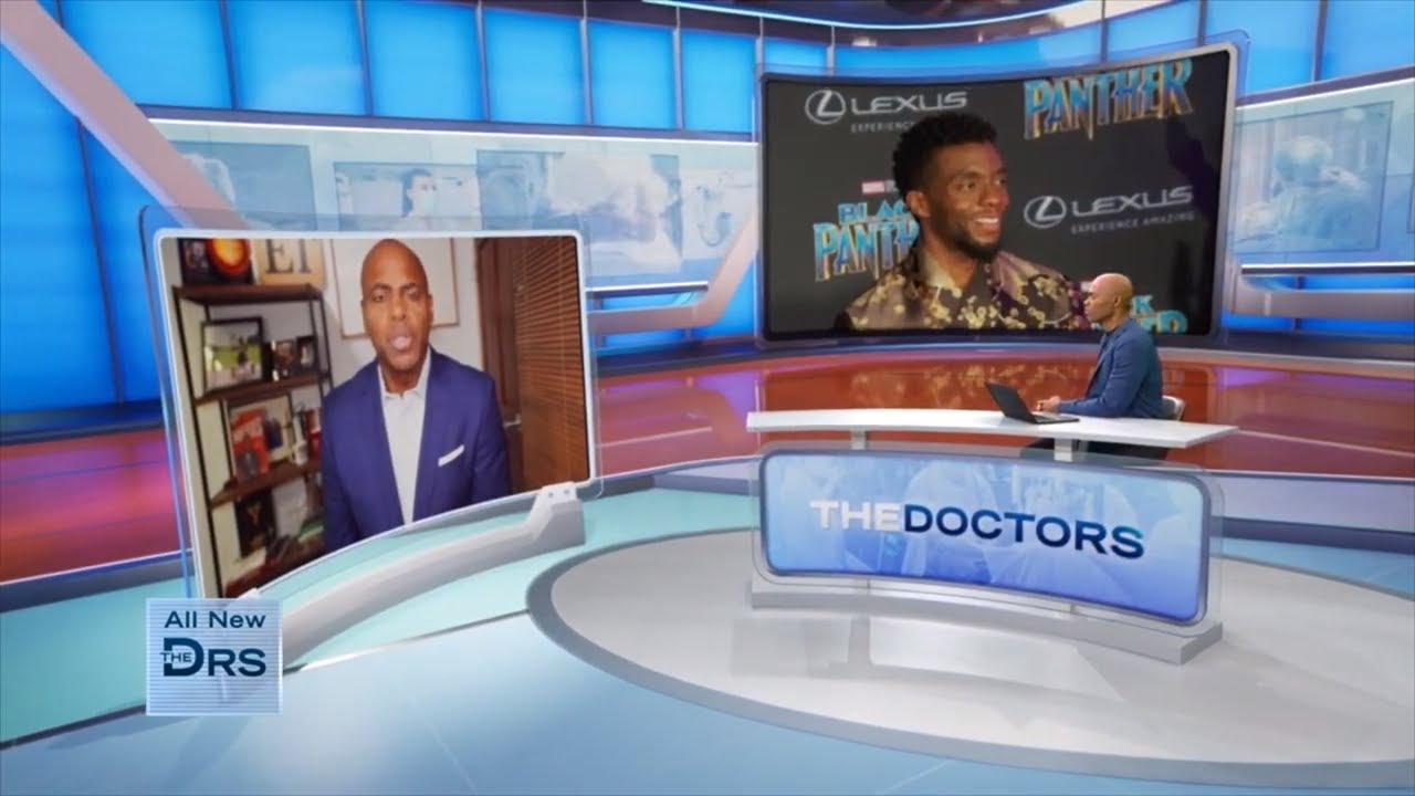 ET Host Shares Even Costars Unaware of Chadwick Boseman's Cancer Battle