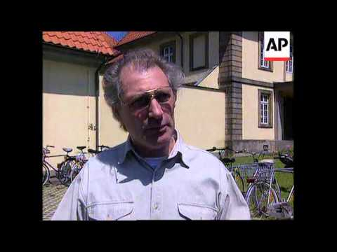GERMANY: IRA MEMBERS CONVICTED OF BRITISH ARMY BARRACKS BOMBING