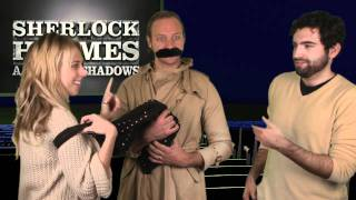 Sherlock Holmes 2: A Game of Shadows Spoof - Could Sherlock be Outwitted by The New Sherlock?? Thumbnail