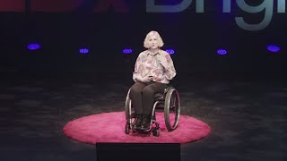 Changing The Way We Talk About Disability | Amy Oulton | TEDxBrighton