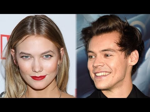 Karlie Kloss Hangs Out With Taylor Swift's Ex Harry Styles & Fans Freak Out