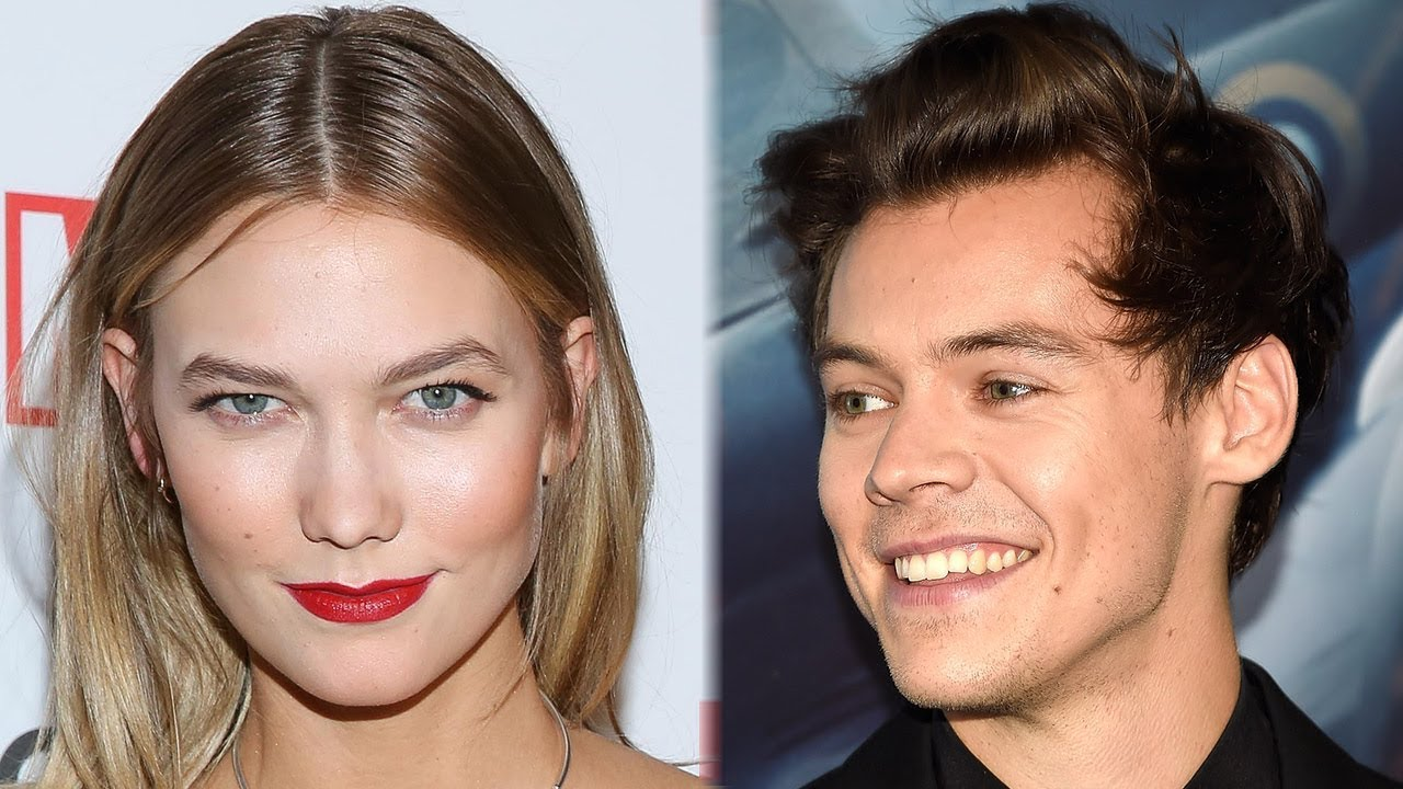 Karlie Kloss And Harry Styles 9