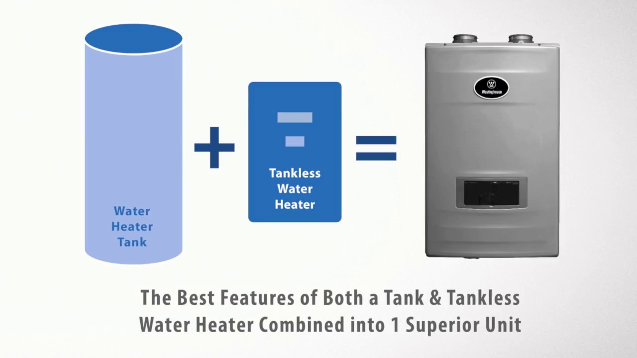Domestic hot water storage tank on demand water heaters for Domestic hot water heaters