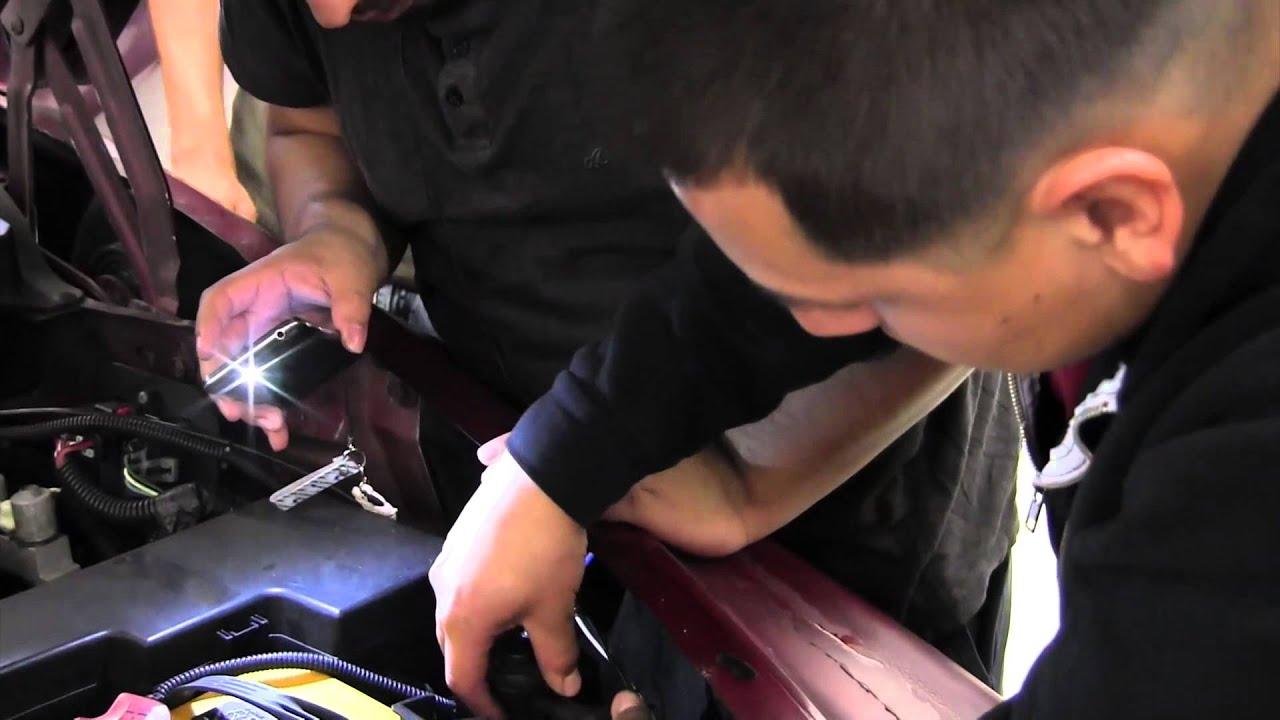 Evap Leak Dodge Truck Po455 Youtube Root Cause 2005 Ram Fuse Box