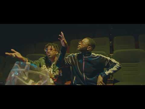 Смотреть клип King Perryy Ft. Kizz Daniel - Waist