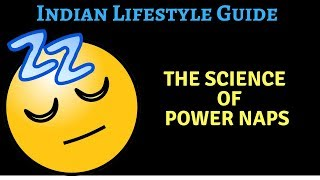 The secret to a perfect Power Nap || Indian Lifestyle Guide