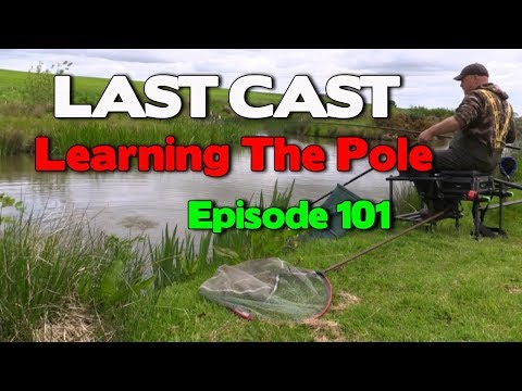 LAST CAST Learning To Pole Fish With Caster e101 Match Fishing