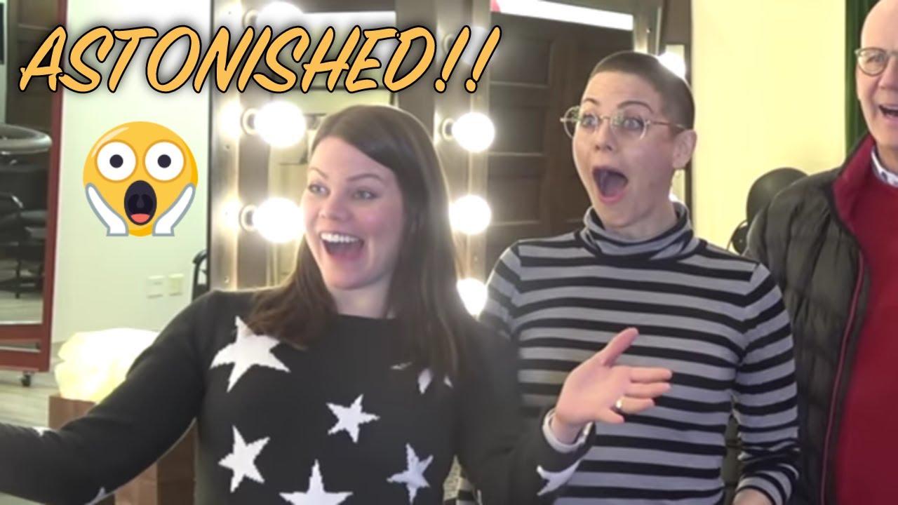 Family SHOCKED By Mom's MAKEOVERGUY® Makeover