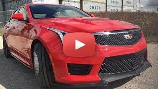 2017 Cadillac ATS-V Quick Spin | Chicago News