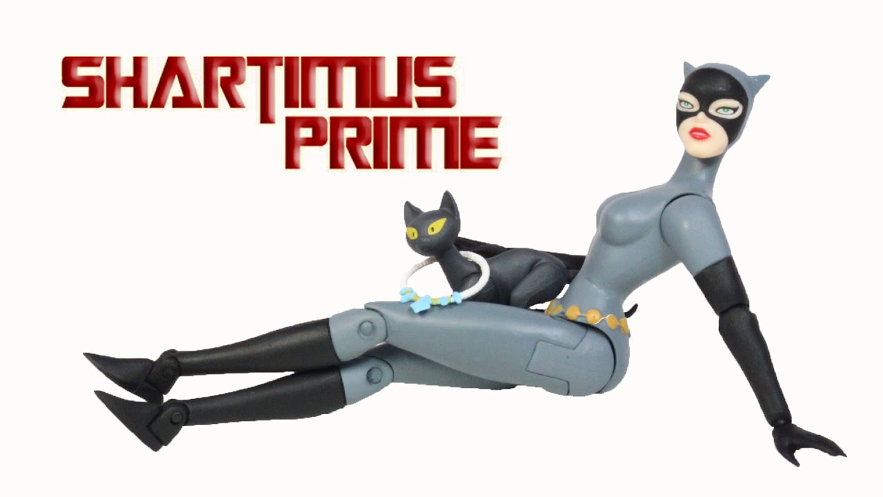 Catwoman Action Figure DC Collectibles Batman The Animated Series