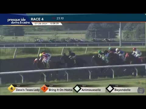 Presque Isle Downs Race Replays - 07.28.21 Thumbnail