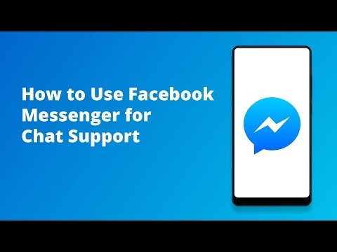 How To Use Facebook Messenger For Chat Support