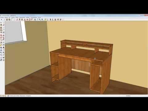 Como hacer una mesa de grabaciones (Mesa de Estudio)