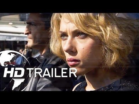 Lucy - Trailer 2 deutsch / german HD