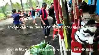 Kesurupan jaran kepang SRI BAWONO BUDOYO
