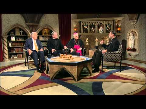 EWTN Live - 11-09-2011 - Catholic Charities - Fr Mitch Pacwa SJ with Bishop Edward Slattery