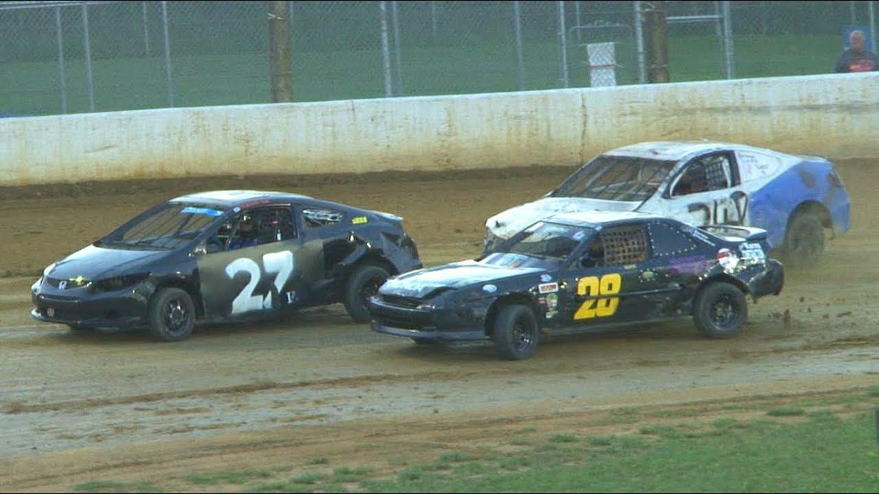 Challenger Heat One | Stateline Speedway | 7-20-19