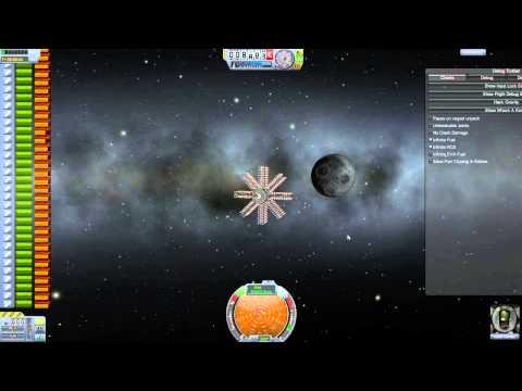 Kerbal Space Program Munar Express Speedrun From Youtube ...