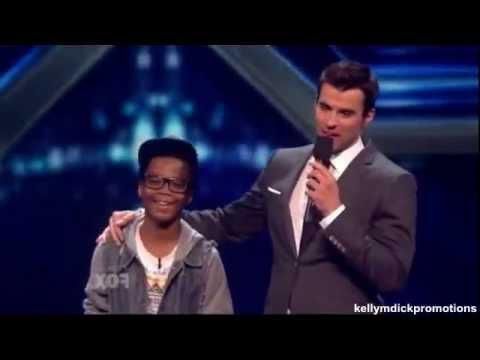 Brian Bradley Astro   The X Factor U.S.   Live s  Ep 10