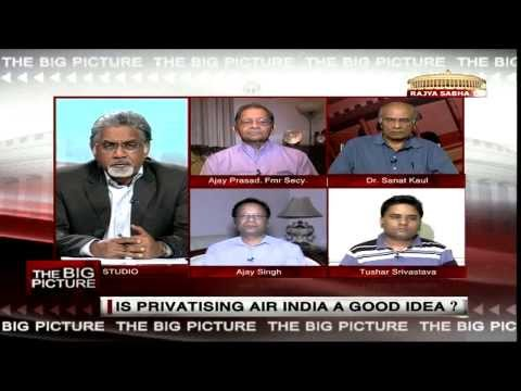 The Big Picture - Is privatising Air India a good idea?