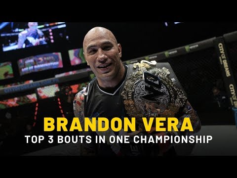 ONE Highlights   Brandon Vera's Top 3 Bouts