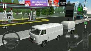 Cargo Transport Simulator - #18 Old Mini Van Unlocked | Van Games 3D - Android iOS GamePlay FHD