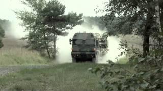 Rheinmetall Mobility Truck HX 8x8 – Mammut