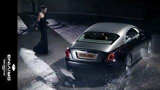 Rolls-Royce Wraith trailer
