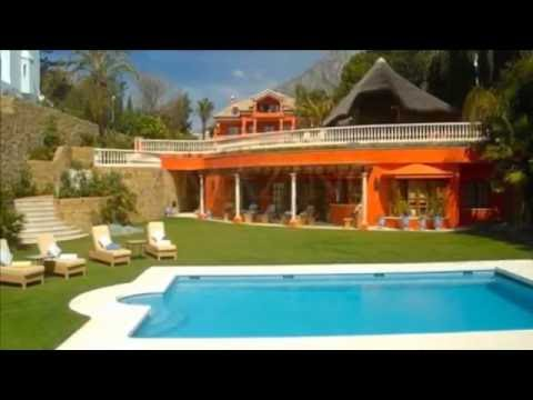 Beachfront Mansion for rent in Marbella Club, Marbella The Golden Mile
