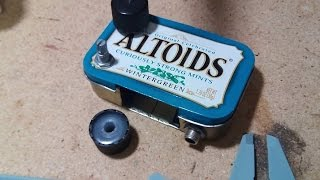 Altoids Mintar-- FlatCat™ pickup with Craig Amp Overdrive