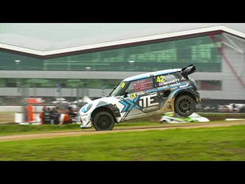 Super Slow Mo | Cooper Tires World RX of Great Britain