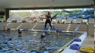 Аквааэробика (Aqua Interval Training)