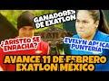 GRAN FINAL Exatlon México ANÁLISIS Avance 11 de Febrero | ¿EVELYN y ARISTEO favoritos?