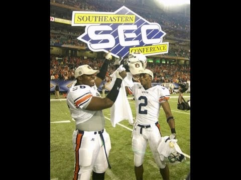 Auburn vs. Tennessee 2004 - SEC Championship Game