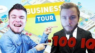DIABEUU GRA MAŁO TAKTYCZNIE I NIE MYŚLI! | Business Tour [#34] (With: Diabeuu, Dobrodziej)