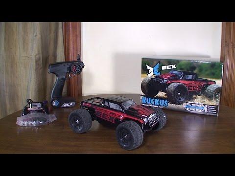 ECX - Ruckus 1:18 Scale - Review and Run