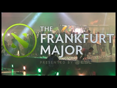 Welcome to The Frankfurt Major