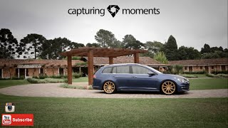 Golf Variant Vossen Wheels - Capturing Moments