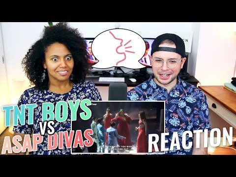 TNT Boys vs. ASAP Divas | ASAP VS | REACTION
