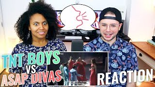 TNT Boys vs. ASAP Divas | ASAP VS | REACTION