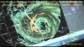 Hurricane Jeanne In Eastern FL (Sept 25, 2004)
