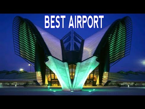 TOP 7 Best Airport in Asia 2017