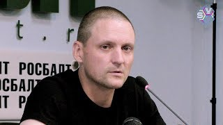 Сергей Удальцов ответил на все вопросы