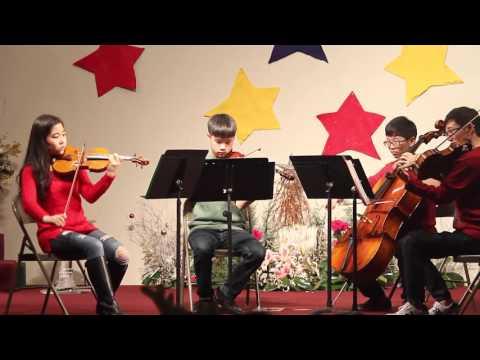 2015 Christmas Eve Play at SaeHan Presbyterian Church in Atlanta