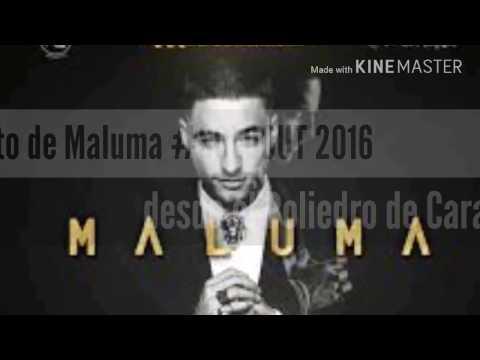Concierto de Maluma #SOLDOUT 2016 desde el Poliedro de Caracas #22Oct @Maluma #maluma
