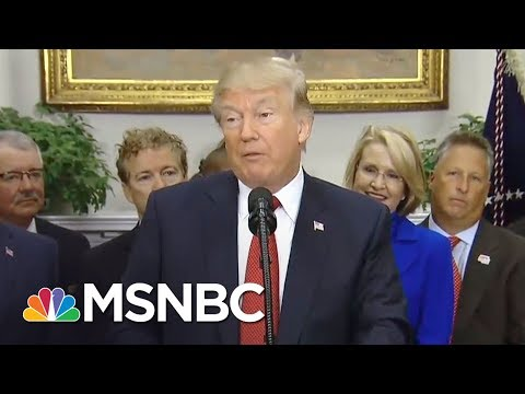What It Will Mean If Donald Trump Decertifies The Iran Nuclear Deal   The 11th Hour   MSNBC