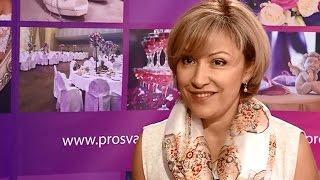 Свадебная прическа и макияж: кому лучше доверить. Наталья Шаропат(, 2014-09-18T07:29:49.000Z)